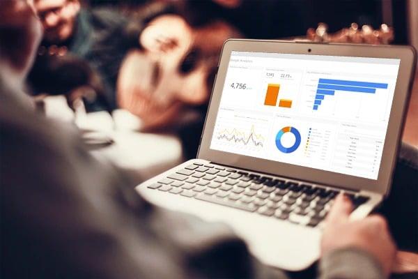 Analytics screen google bert update