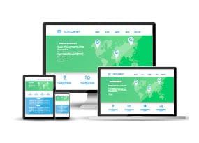 Web Design & Development Icon