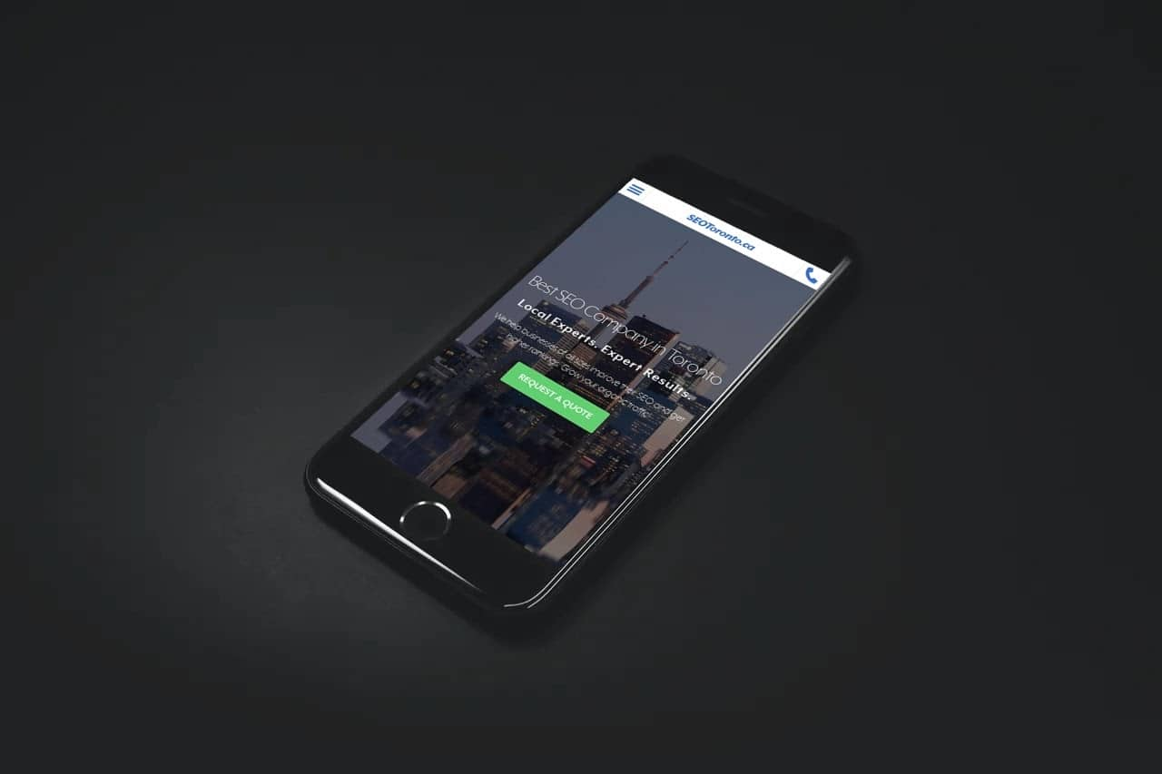 seo toronto mobile responsive