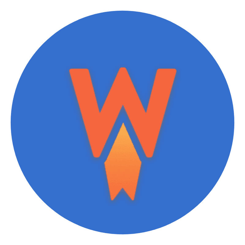 wp rocket icon